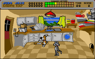 Cartoon Capers Atari ST screenshot.png
