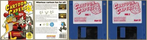 Cartoon Capers Atari ST.jpg